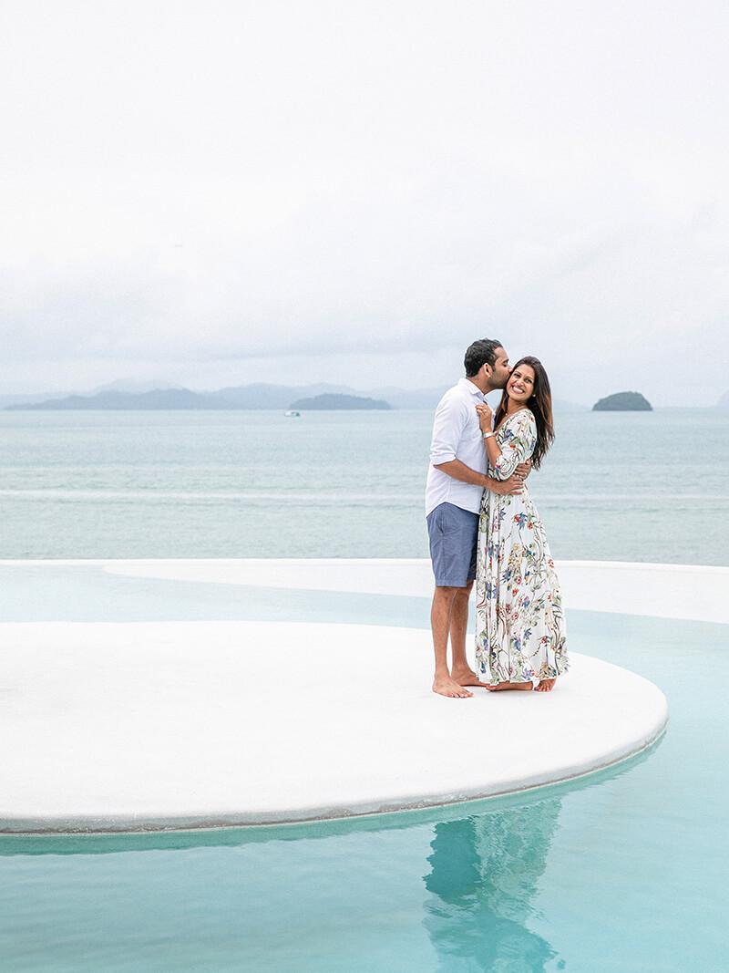 Couple photographer Phuket